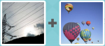 Pictoword level 121 - Power Electricity Balloons Up Fly