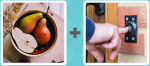 Pictoword level 565 - Pears Fruits Doorbell Finger Pressing