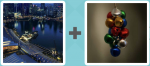 Pictoword Countries & Cities level 12 - City Bay Port Jingle Christmas Bells