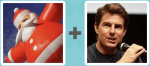 Pictoword Countries & Cities level 28 - Santa Father Christmas Tom Cruise Actor